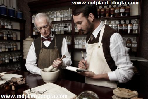 فرآوری و ساخت دارو از گیاهان دارویی